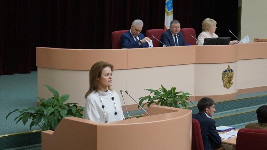 С одобрения депутатов новым уполномоченным по правам человека стала Надежда Сухова